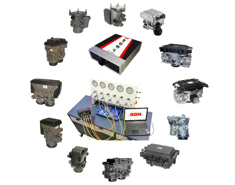 OMNIA TEC Tester modulatori EBS 1